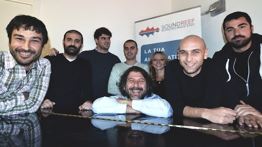 Startup_Team_Soundreef