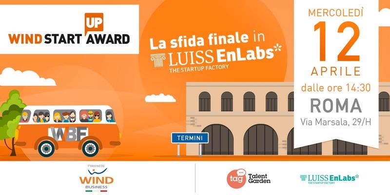 wind startup award finale