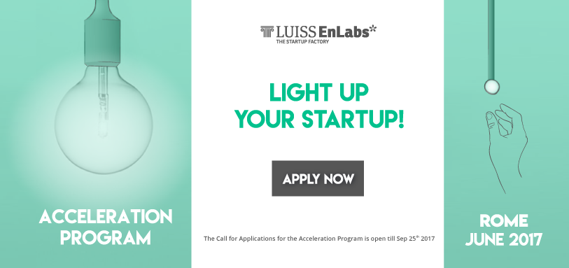 LUISS ENLABS Application Program W2017
