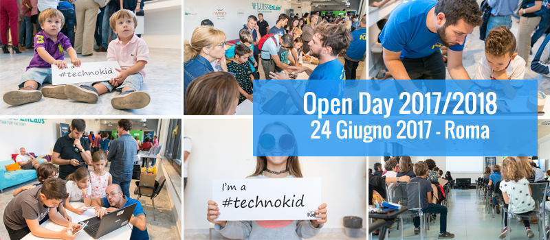 open day codemotion kids