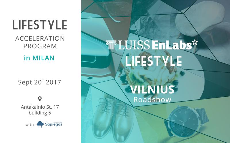 CALL VILNIUS Lifestyle 2017