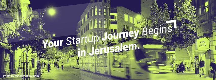 Cover Start Jerusalem