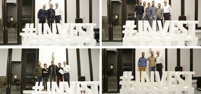 4 new startups